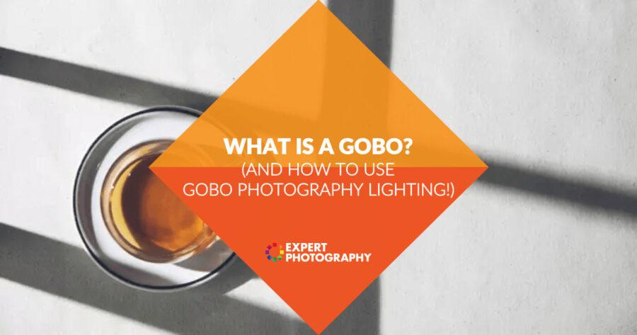 Apa itu Gobo?  (Dan Cara Menggunakan Pencahayaan Fotografi Gobo!)