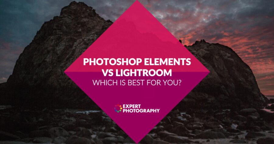 Elemen Photoshop Vs.  Lightroom (Mana yang Terbaik untuk Anda?)