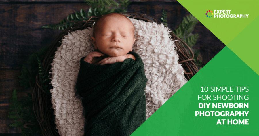 10 Tips Sederhana untuk Memotret Fotografi Bayi Baru Lahir DIY di Rumah