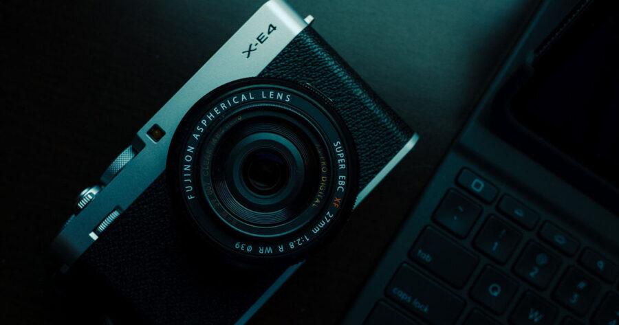 Waktu Saya dengan Fujifilm X-E4